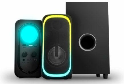 """Energy Sistem lanza dos nuevos altavoces """"gaming"""" 1"""