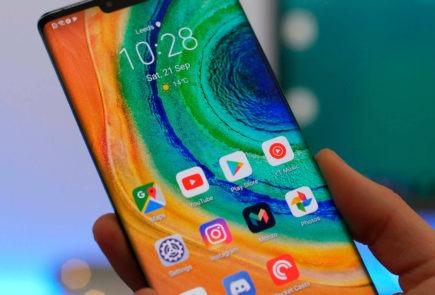 Cómo instalar las apps de Google en los Huawei Mate 30 4