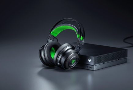 """Razer lanza sus auriculares Nari Ultimate """"con vibración"""" para Xbox One 2"""