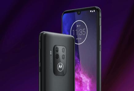 Motorola One Zoom se presenta con cuatro cámaras y Alexa integrado 1