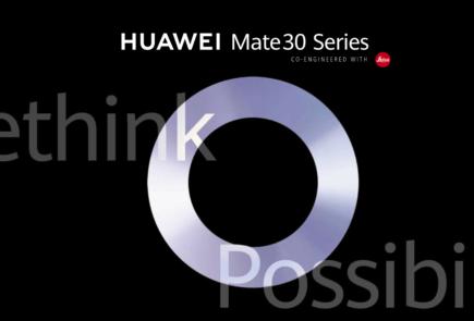 Huawei Mate 30 Series se presentará el 19 de Septiembre, es oficial. 2