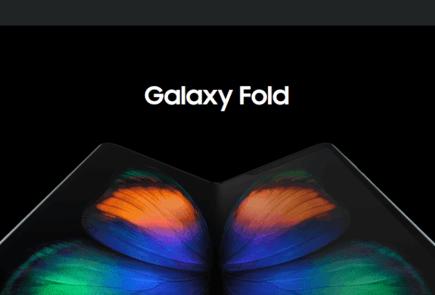 Samsung vuelve a abrir el registro para el Galaxy Fold 3