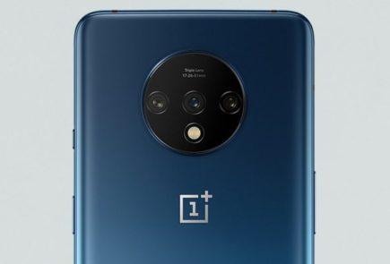 El OnePlus 7T muestra su diseño al detalle 3