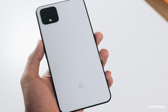 Así se verá el sistema de desbloqueo facial del Google Pixel 4 XL 8
