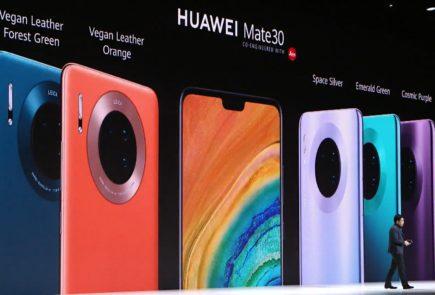 Huawei Mate 30, así es el primer móvil de la compañía sin Google 1
