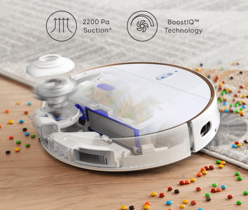 Eufy presenta su nuevo robot aspirador RoboVac L70 Hybrid 2