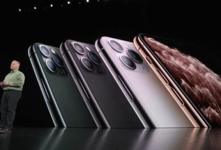 Nuevos iPhone 11 Pro y iPhone 11 Pro Max, la mejor cámara de Apple 2