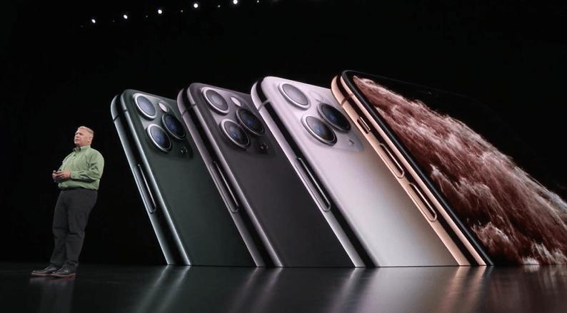 Nuevos iPhone 11 Pro y iPhone 11 Pro Max, la mejor cámara de Apple 1