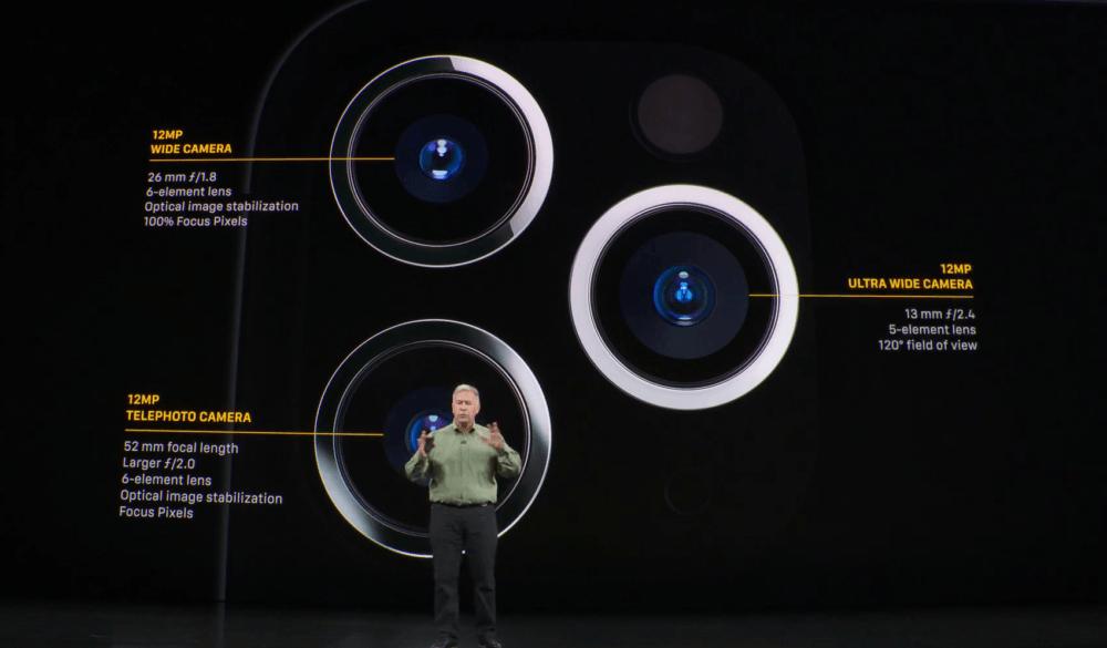 Nuevos iPhone 11 Pro y iPhone 11 Pro Max, la mejor cámara de Apple 3