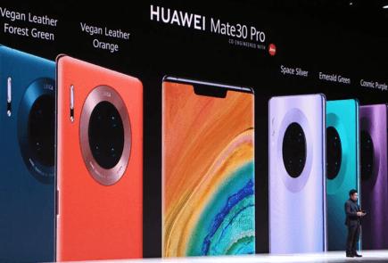 Huawei Mate 30 Pro, adiós a los laterales y a las apps de Google 9