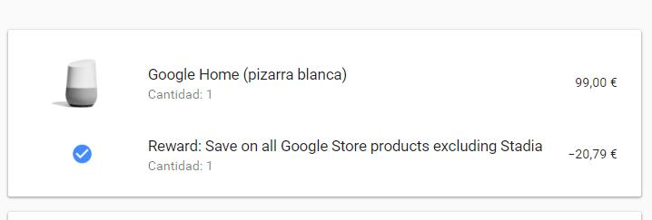 Google celebra su 21 cumpleaños con un 21% de descuento en su tienda 2