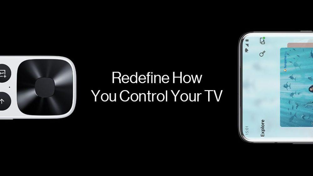 OnePlus presume de la integración de sus smartphone y Smart TV