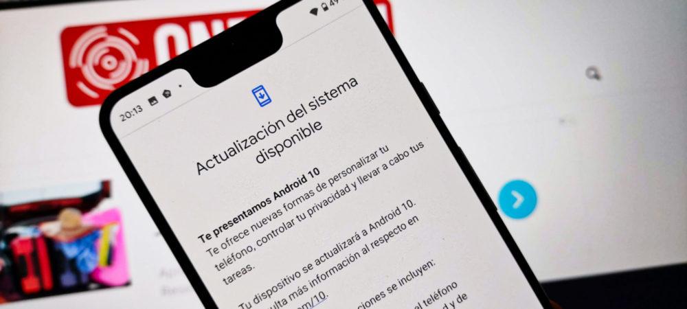 Los Google Pixel ya están recibiendo Android 10