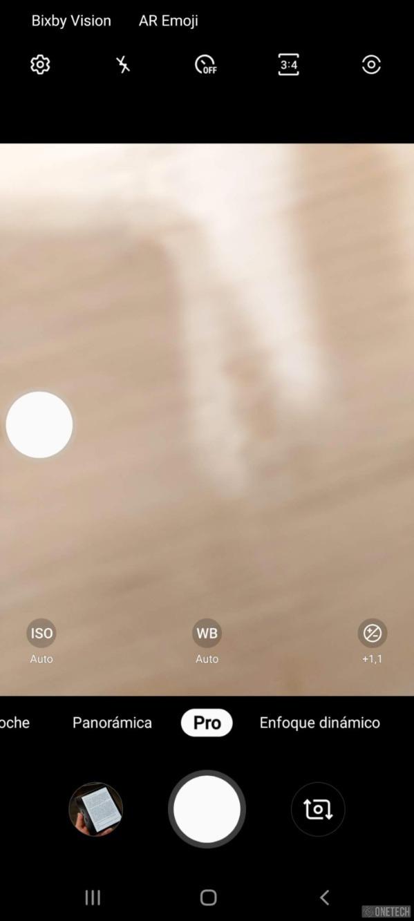 Samsung Galaxy A80, probamos este terminal con cámara giratoria 9