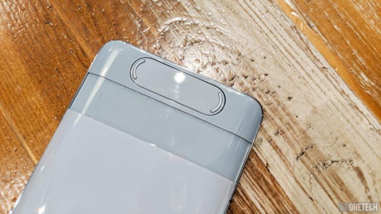Samsung Galaxy A80, probamos este terminal con cámara giratoria 41