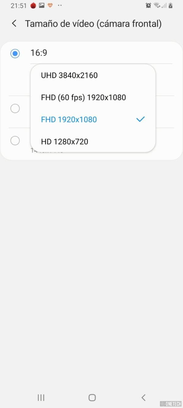 Samsung Galaxy A80, probamos este terminal con cámara giratoria 7