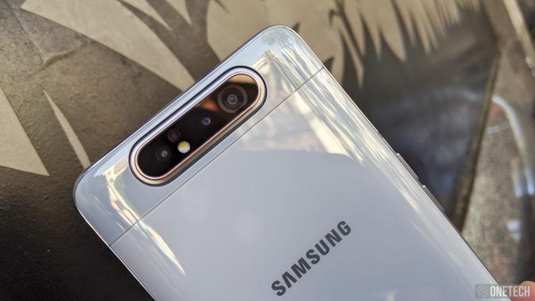 Samsung Galaxy A80, probamos este terminal con cámara giratoria 39