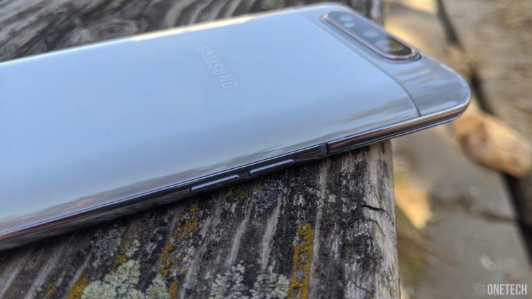 Samsung Galaxy A80, probamos este terminal con cámara giratoria 1