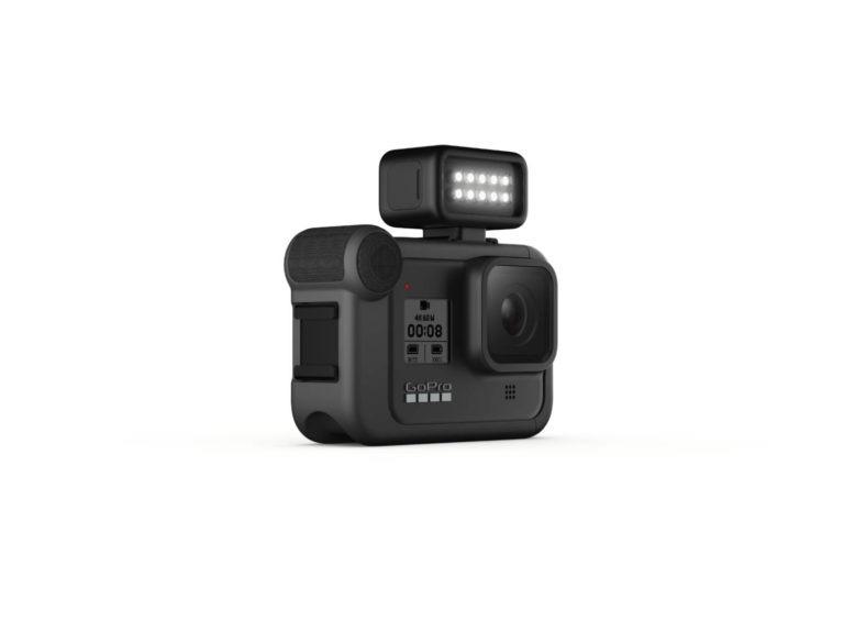 GoPro presenta su cámara  Hero8 Black y tres nuevos accesorios 7
