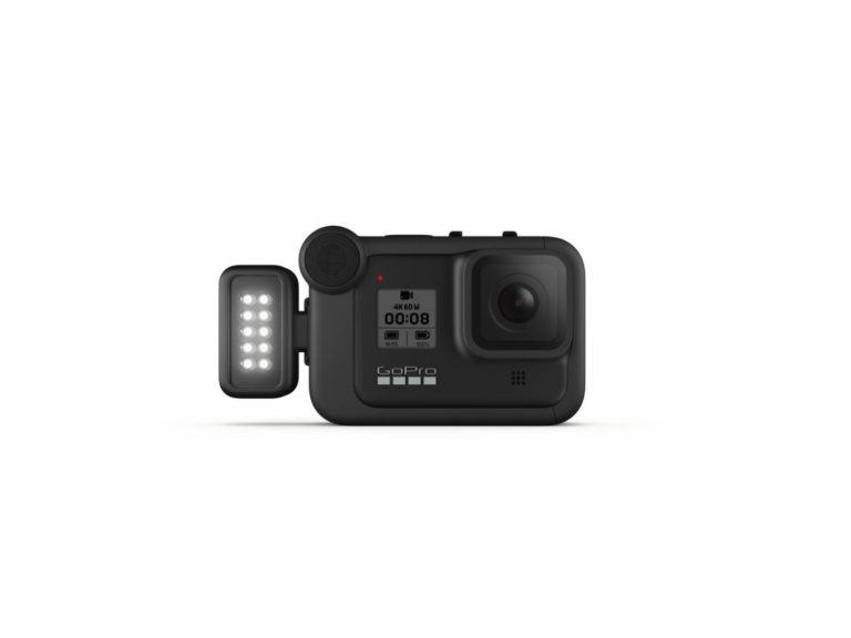 GoPro presenta su cámara  Hero8 Black y tres nuevos accesorios 9