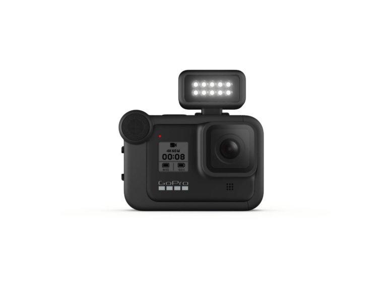 GoPro presenta su cámara  Hero8 Black y tres nuevos accesorios 8