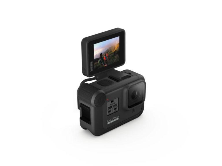GoPro presenta su cámara  Hero8 Black y tres nuevos accesorios 10