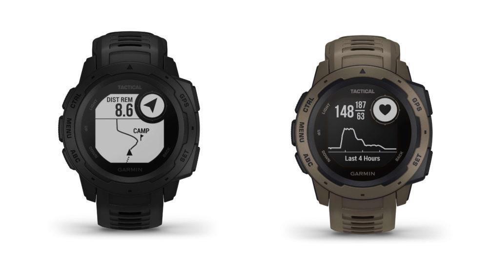 Nuevo Garmin Instinct Tactical, un reloj para aguantar tu espíritu aventurero 1