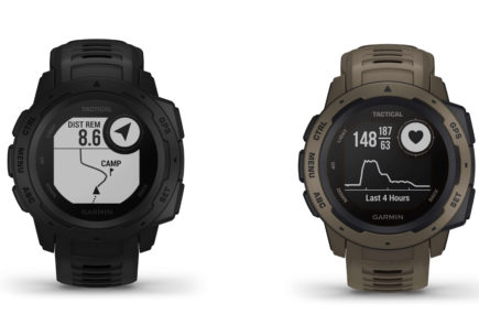 Nuevo Garmin Instinct Tactical, un reloj para aguantar tu espíritu aventurero 3