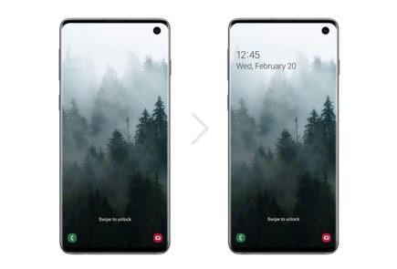 La beta de One UI con Android 10 comienza a llegar a los Galaxy S10 1