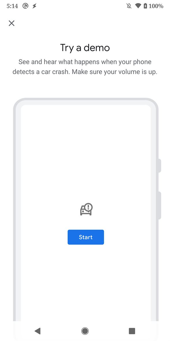 """""""Seguridad Personal"""" la app para los Google Pixel que detecta accidentes, aparece en la tienda 6"""