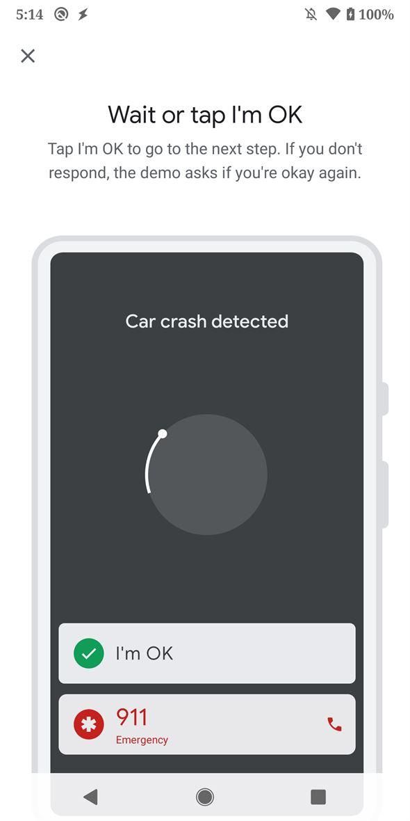 """""""Seguridad Personal"""" la app para los Google Pixel que detecta accidentes, aparece en la tienda 7"""