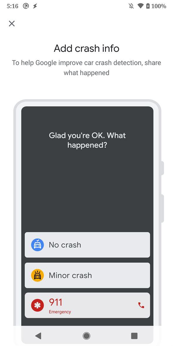 """""""Seguridad Personal"""" la app para los Google Pixel que detecta accidentes, aparece en la tienda 8"""