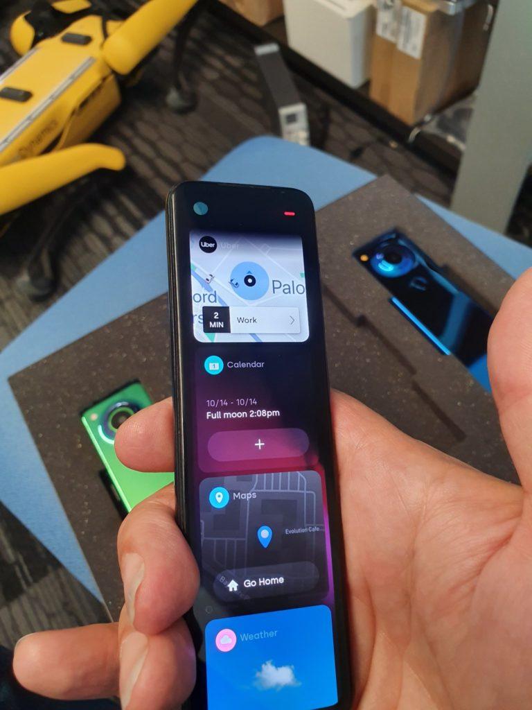 ProjectGEM, el nuevo concepto de smartphone de Andy Rubin 2