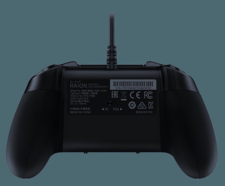 Razer Raion para PC y PS4, el mando que te ofrece la experiencia de los sticks Arcade 4