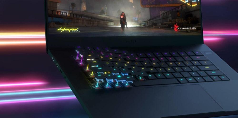 Razer Blade 15 estrena el primer teclado óptico en un portátil