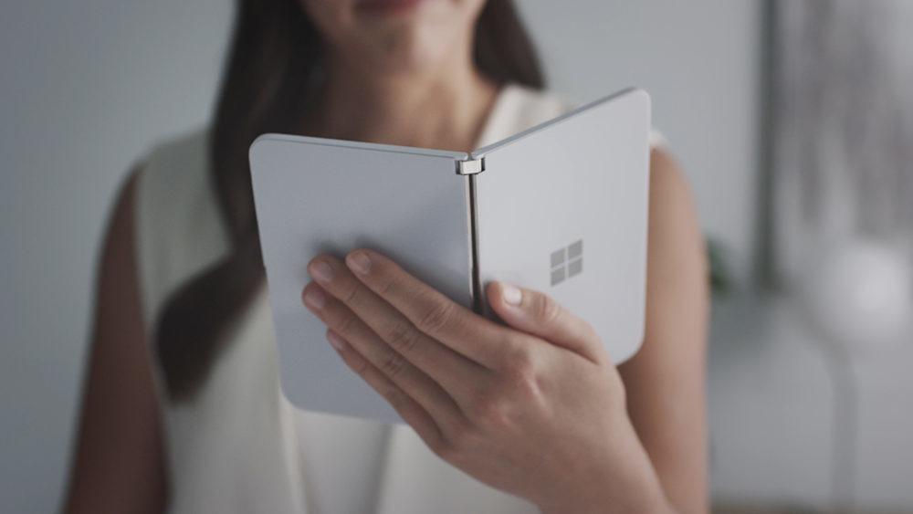 El Surface Duo de Microsoft pasa la certificación Bluetooth