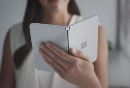 Surface Duo, Microsoft regresa a la pelea con un Android plegable de dos pantallas 3