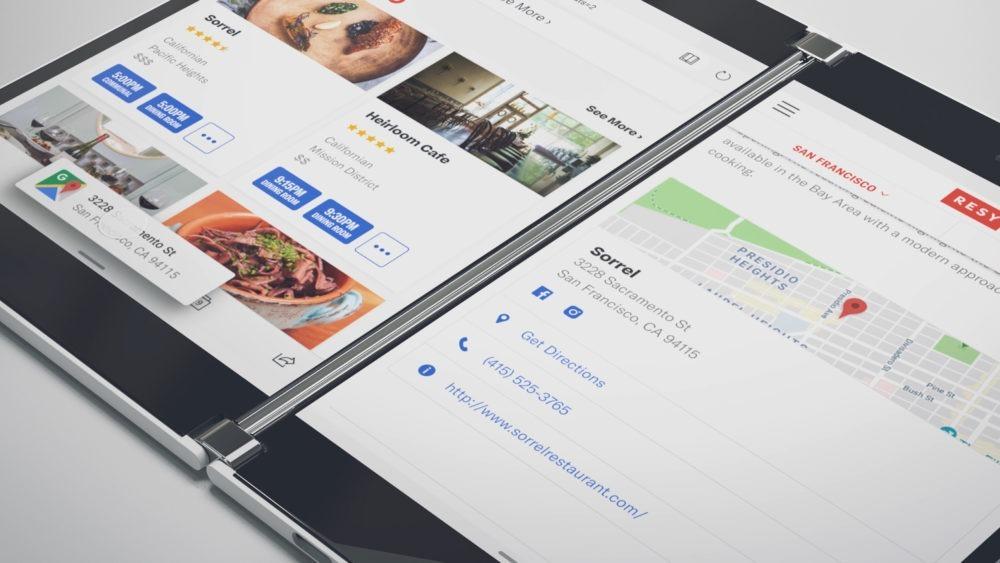 Surface Duo, Microsoft regresa a la pelea con un Android plegable de dos pantallas 1
