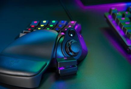 Razer Tartarus Pro, nuevo Keypad con switches ópticos analógicos 5