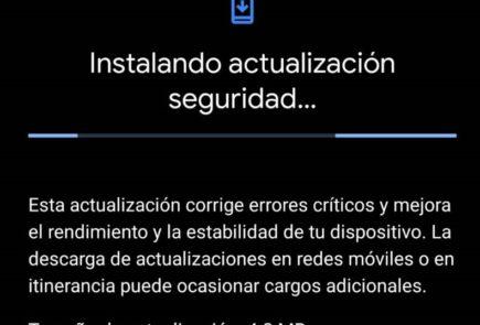 La actualización de Seguridad de Octubre llega a Android 2