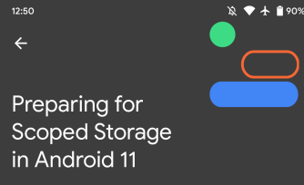 Primera referencia oficial a Android 11 por parte de Google 4