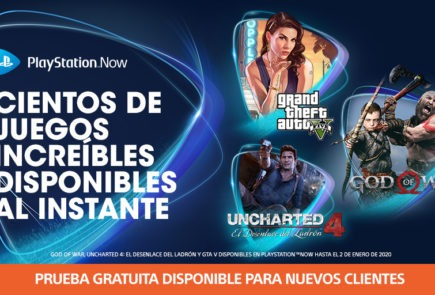 PlayStation Now baja su precio a 9.99€ al mes 1