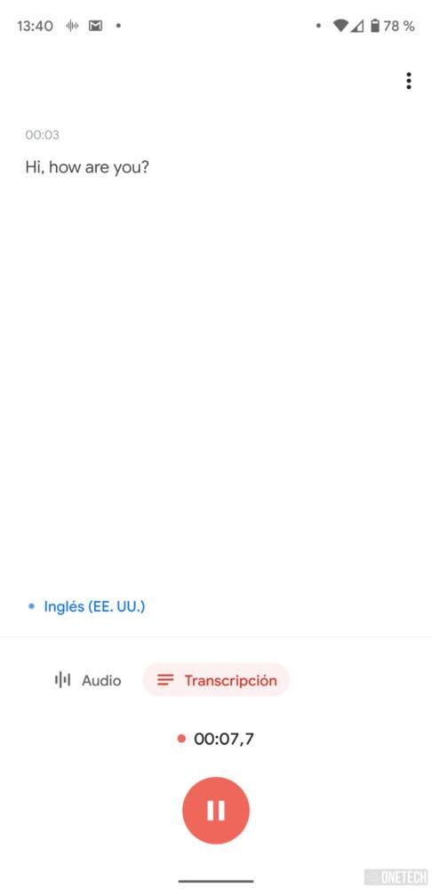 La Grabadora de Google ya no es exclusiva de los Pixel 2
