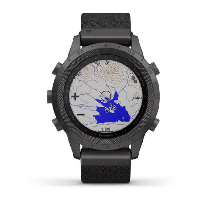 MARQ Commander, el smartwatch Premium de Garmin por el que suspiraría Rambo 2