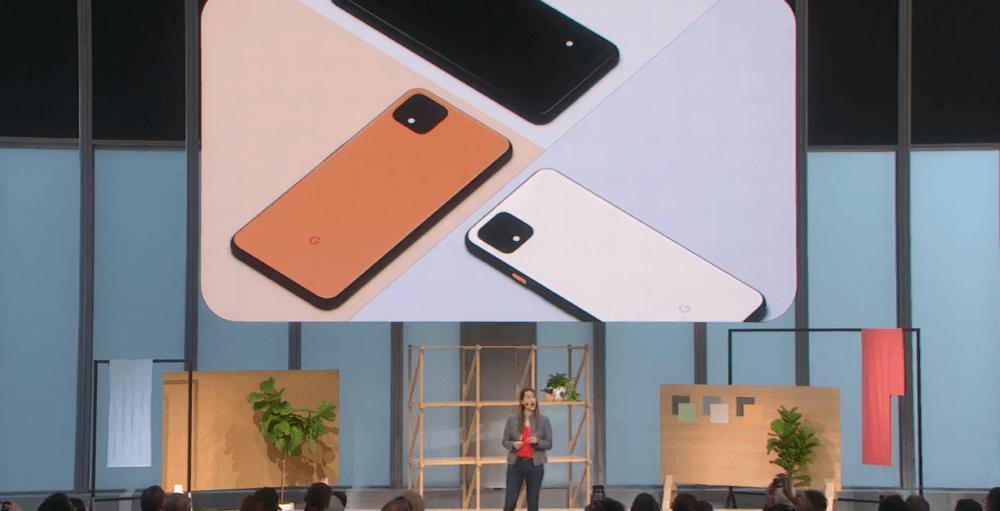 Nuevos Google Pixel 4 y 4 XL, pantalla a 90hz, motion sense y doble cámara trasera 1
