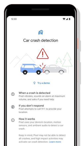 """""""Seguridad Personal"""" la app para los Google Pixel que detecta accidentes, aparece en la tienda 2"""