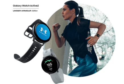 La edición Under Armour del Galaxy Watch Active2 llega a España 3