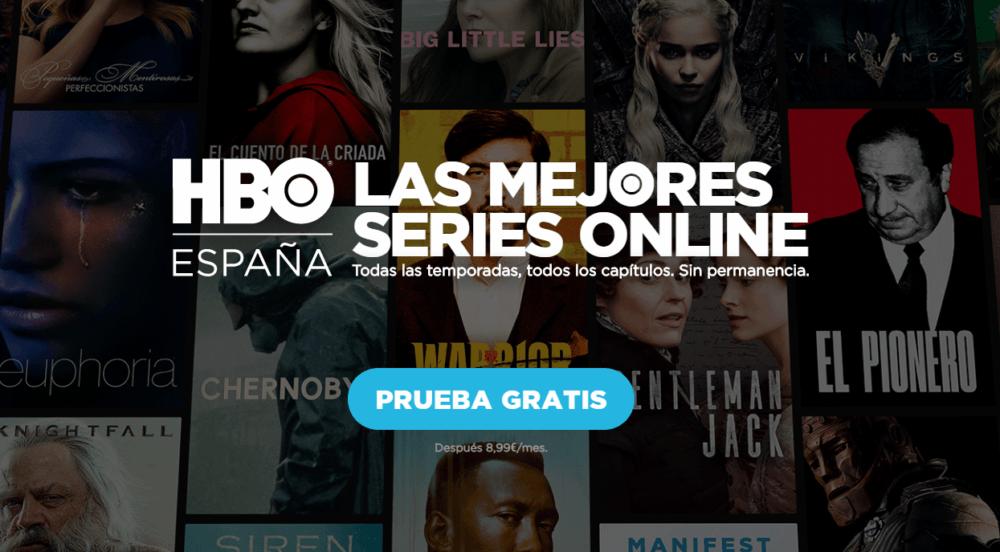 HBO España sube sus tarifas por primera vez 1