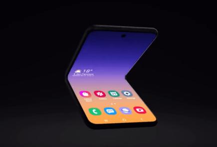 Samsung nuevo factor de forma
