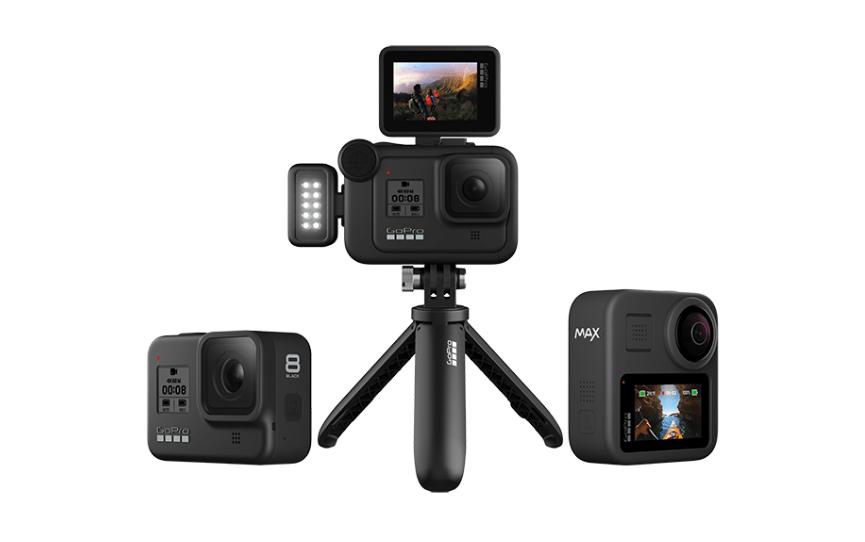 GoPro presenta su cámara  Hero8 Black y tres nuevos accesorios 1